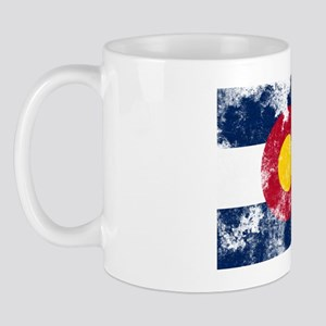 colorado-flag Mug