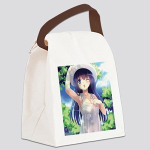 moe9 Canvas Lunch Bag