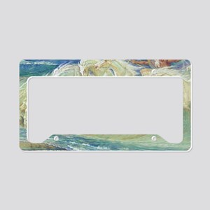 NEPTUNE_23x35_FIT License Plate Holder