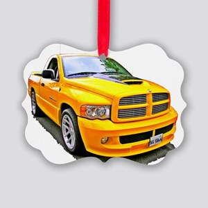 Bee-Sting Rumblebee Picture Ornament