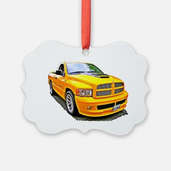 Bee-Sting Rumblebee Ornament
