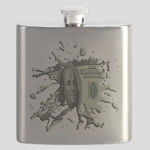 100Blot Flask