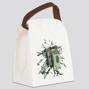 100Blot Canvas Lunch Bag