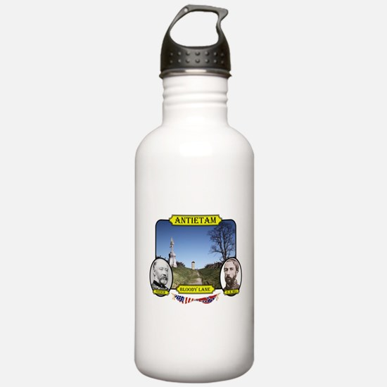Antietam-Bloody Lane Water Bottle