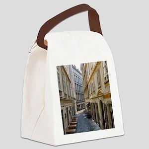Wien Vienna City Canvas Lunch Bag