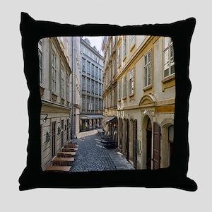 Wien Vienna City Throw Pillow