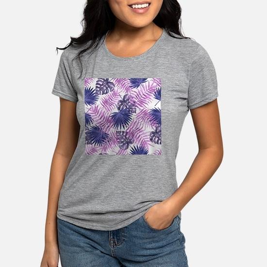 Unique Caribbean soul Womens Tri-blend T-Shirt