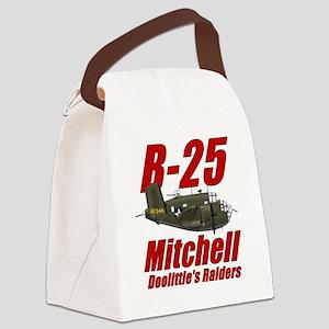 B25 Doolittes RaidersTee Canvas Lunch Bag