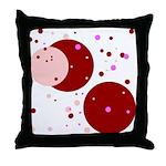 Valentine's Deco Throw Pillow