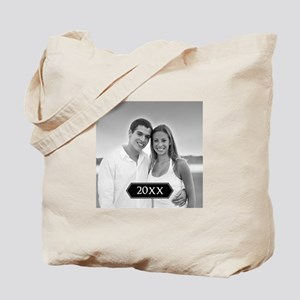 Full Photo with Year Tote Bag