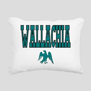 Wallacia Ravens Rectangular Canvas Pillow