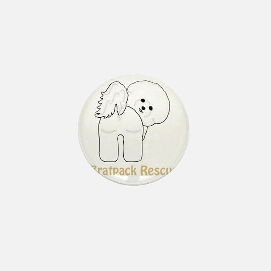 Bratpack1TK Mini Button