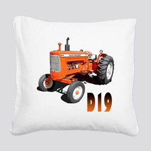AC-D19-10 Square Canvas Pillow