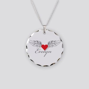 Angel Wings Evelyn Necklace