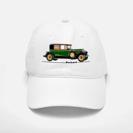 packard28-10 Baseball Baseball Cap