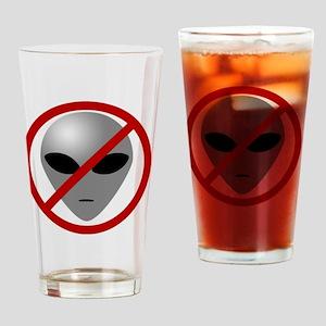 AlienBuster Drinking Glass