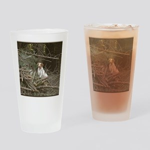 Bird Crazy16x20 Drinking Glass