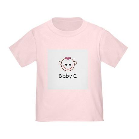 Baby C Toddler T-Shirt