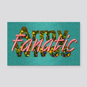 armywivesfanatic1 Rectangle Car Magnet