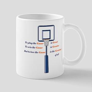Basketball Love the Game Mug