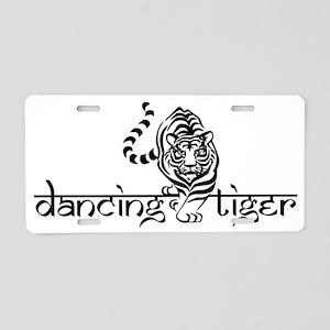 DT Logo from Idell Aluminum License Plate