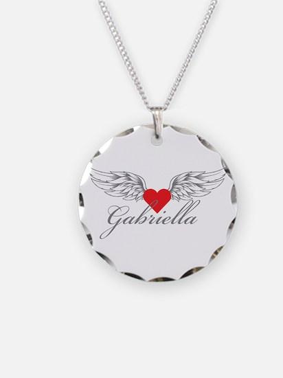 Angel Wings Gabriella Necklace