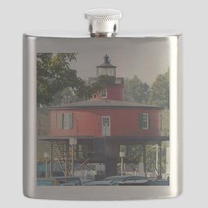 Baltimore Lighthouse Flask