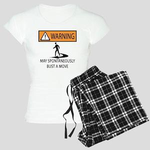 BUST A MOVE Women's Light Pajamas