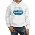 Swimmers- other red m Hooded Sweatshirt