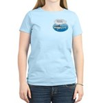 Swimmers- other red m Women's Pink T-Shirt