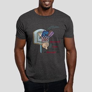 Basketball Reveals Character Dark T-Shirt