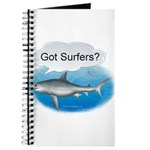 Shark- got surfers? Journal