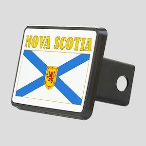 Nova Scotia-Flag Rectangular Hitch Cover