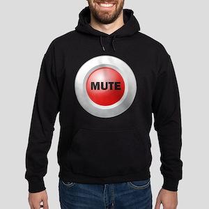 Mute Button Hoodie (dark)