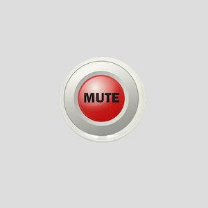 Mute Button Mini Button