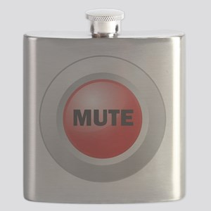 Mute Button Flask