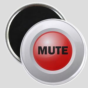 Mute Button Magnet