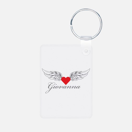 Angel Wings Giovanna Keychains