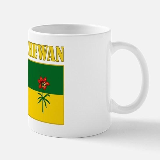 Saskatchewan-Flag Mug