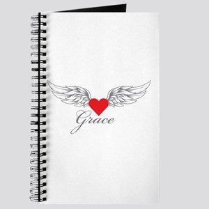 Angel Wings Grace Journal