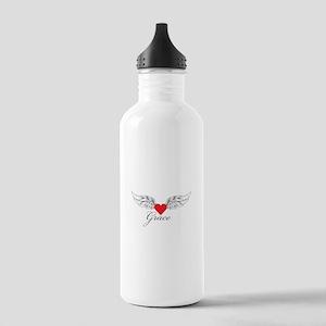 Angel Wings Grace Water Bottle