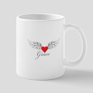 Angel Wings Grace Mugs