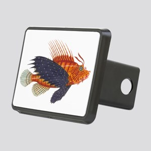 Lionfish Pterois Rectangular Hitch Cover