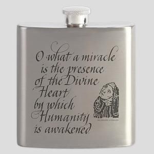 Hildegard-CafePress Flask