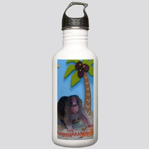 Belated Birthday Card Stainless Water Bottle 1.0L