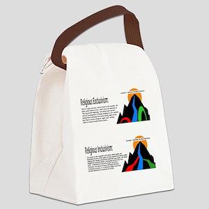 ReligiousAttitudesTEE02 Canvas Lunch Bag