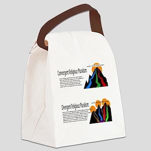 ReligiousAttitudesTEE01 Canvas Lunch Bag