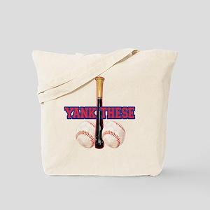 yank_these_balls_1 Tote Bag
