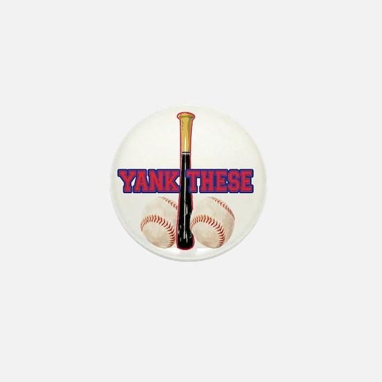 yank_these_balls_1 Mini Button