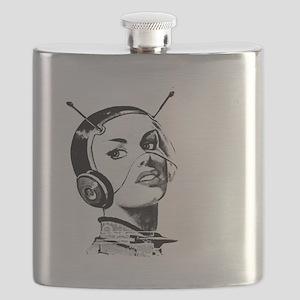 Spacegirl Flask